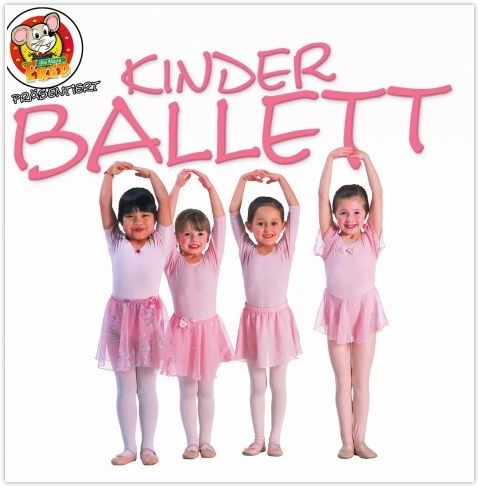 Musik CD ZYX 1036 Kinderballett
