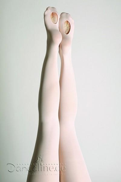Ballettstrumpfhose Capezio 1916 Con