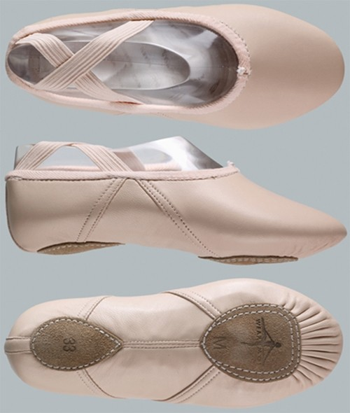 Ballettschuhe WearMoi WM406 Lea
