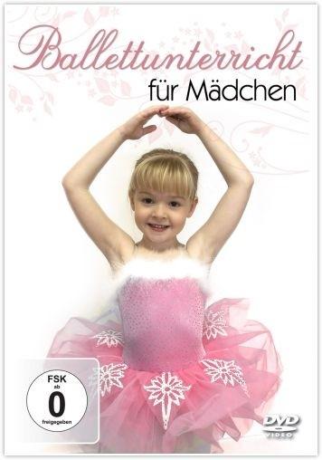Ballett DVD ZYX 2073 Ballettunterricht für Mädchen