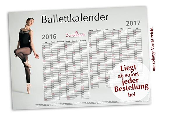 ballettkalenderDanceline
