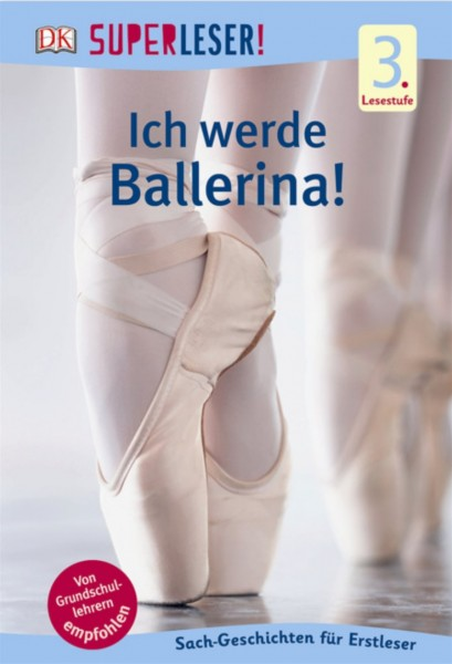 Buch Dorling Kindersley Ich werde Ballerina!