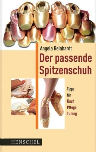 Buch Henschel B2 Der passende Spitzenschuh