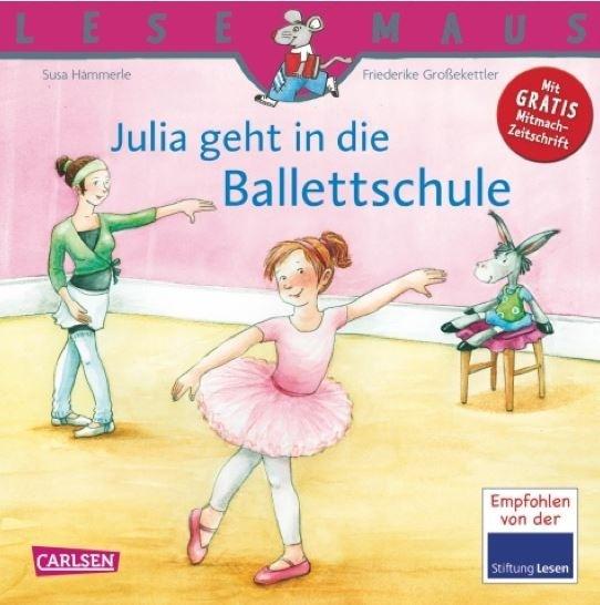 Buch Carlsen CV089397 Lesemaus