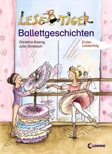 Buch Loewe 49148 Ballettgeschichten