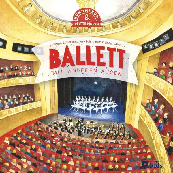 Buch Compactverlag Ballett mit anderen Augen
