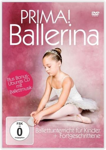 Ballett DVD + CD ZYX 2098 Prima! Ballerina