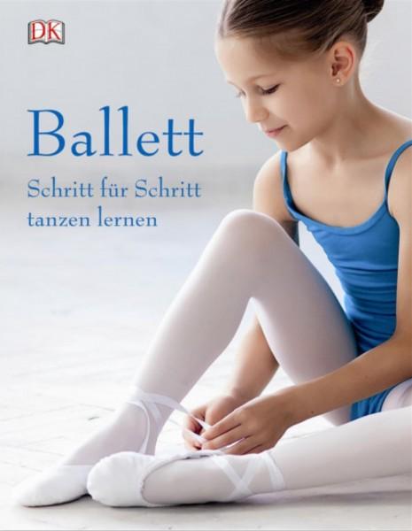 Buch Dorling Kindersley Ballett Schritt für Schritt