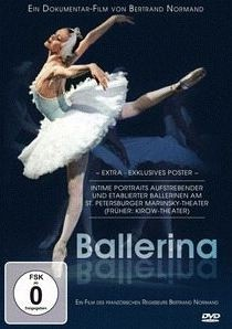 DVD Mouna Ballerina