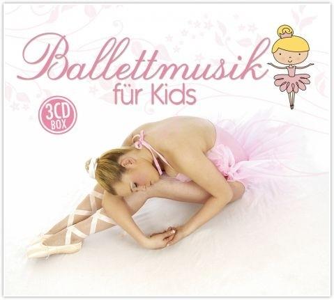 Musik CD ZYX 7811 Ballettmusik für Kids