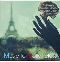 Musik-CD Collet NC001 Journey through France