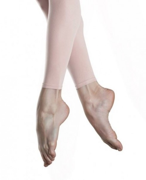 Ballettstrumpfhose Bloch T0940L Endura Footless