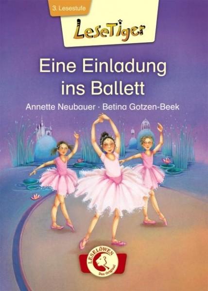 Buch Loewe 75277 Eine Einladung ins Ballett