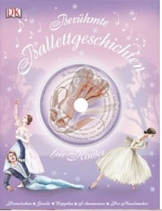 Buch DorlingKindersley B4 Ballettgeschichten