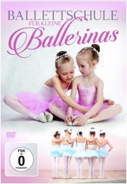 Ballett DVD ZYX 55002 Ballettschule für kleine Ballerinas