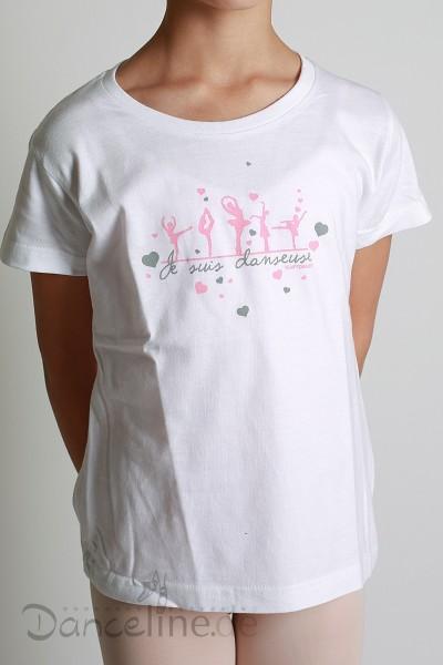 T-Shirt TempsDanse Danseuse